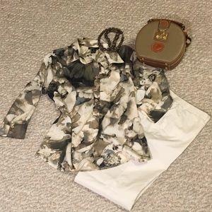 Vintage classy blouse